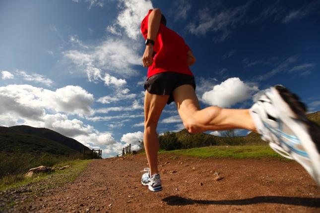 CrossFit UNO run