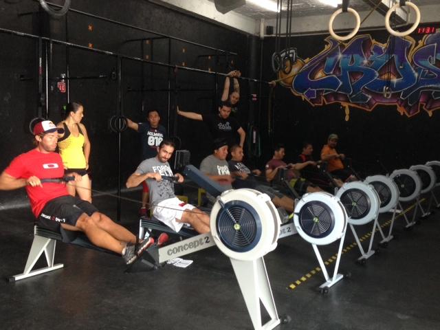 Patrick Loliger CrossFit UNO