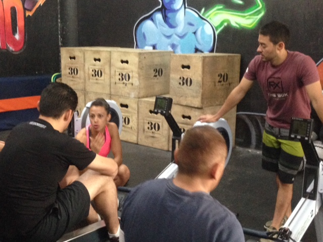 Analicia Ramirez CrossFit UNO