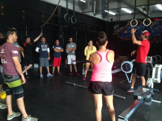 CrossFit UNO Clinica Remo