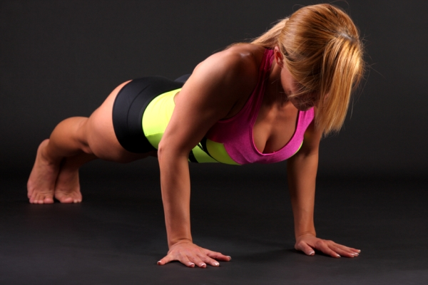 Bodyweight-Push-Up