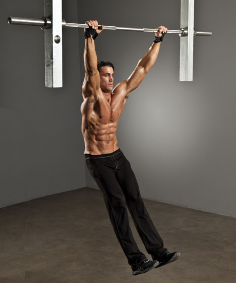 Crossfit-Kipping-Pull-up