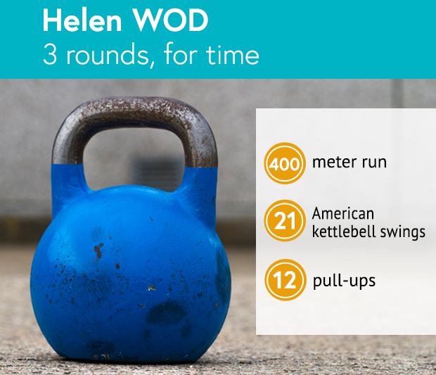 Helen-CrossFit-WOD