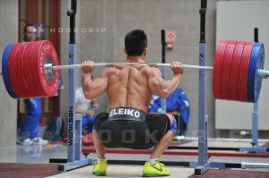 Lu-xiaojun-back-squat