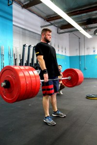 South-Coast-CrossFit-Heavy-Deadlift