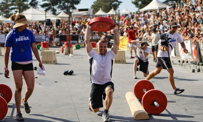 Mikko-Salo-overhead-lunge-CrossFit-Games-2009