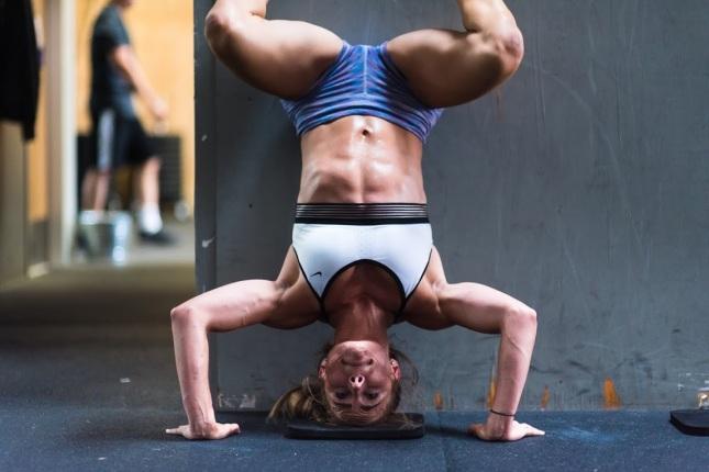 SnoRidge CrossFit_HSPU